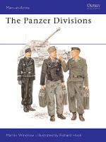19504 - Windrow-Hook, M.-R. - Men-at-Arms 024: Panzer Divisions