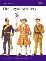 25596 - Carman-Roffe, W.Y.-M. - Men-at-Arms 025: Royal Artillery