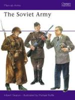 25915 - Seaton-Roffe, A.-M. - Men-at-Arms 029: Soviet Army