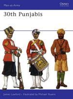 25583 - Lawford-Youens, J.-M. - Men-at-Arms 031: 30th Punjabis