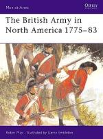 15972 - May-Embleton, R.-G. - Men-at-Arms 039: British Army in North America 1775-83