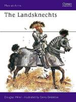 18410 - Miller-Embleton, D.-G. - Men-at-Arms 058: Landsknechts