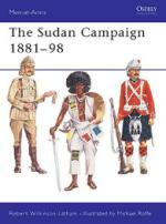 20738 - Wilkinson-Latham-Roffe, R.-M. - Men-at-Arms 059: The Sudan Campaigns 1881-98