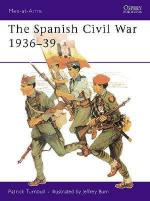 20418 - Turnbull-Burn, P.-J. - Men-at-Arms 074: Spanish Civil War 1936-39