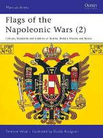 17141 - Wise-Rosignoli, T.-G. - Men-at-Arms 078: Flags of the Napoleonic Wars (2) Colours, Standards and Guidons of Austria, Britain, Prussia and Russia