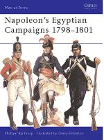 19102 - Barthorp-Embleton, M.-G. - Men-at-Arms 079: Napoleon's Egyptian Campaigns 1798-1801