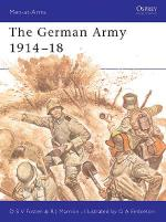 17393 - Fosten-Embleton, D.-G. - Men-at-Arms 080: German Army 1914-18