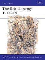 15969 - Fosten-Embleton, D.-G. - Men-at-Arms 081: British Army 1914-18
