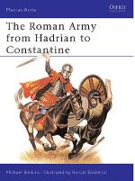 20044 - Simkins-Embleton, M.-R. - Men-at-Arms 093: Roman Army from Hadrian to Constantine