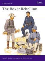 15917 - Bodin-Warner, L.-C. - Men-at-Arms 095: Boxer Rebellion