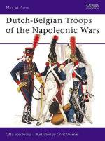 16780 - von Pivka-Warner, O.-C. - Men-at-Arms 098: Dutch-Belgian Troops of the Napoleonic Wars