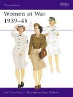 25333 - Cassin-Scott-McBride, J.-A. - Men-at-Arms 100: Women at War 1939-45