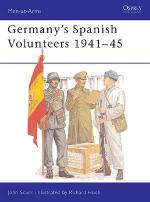 17503 - Scurr-Hook, J.-R. - Men-at-Arms 103: Germany's Spanish Volunteers 1941-45