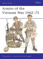15498 - Katcher-Chappell, P.-M. - Men-at-Arms 104: Armies of the Vietnam War 1962-75