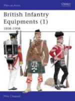 15993 - Chappell, M. - Men-at-Arms 107: British Infantry Equipments (1) 1808-1908 Revised Edition