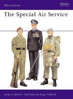 20424 - Shortt-McBride, J.-A. - Men-at-Arms 116: Special Air Service