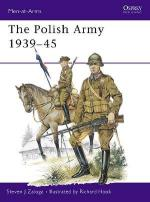 19705 - Zaloga-Hook, S.J.-R. - Men-at-Arms 117: Polish Army 1939-45