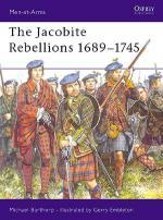 18235 - Barthorp-Embleton, M.-G. - Men-at-Arms 118: Jacobite Rebellions 1689-1745