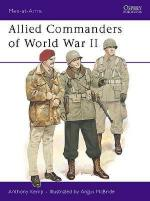 15268 - Kemp-McBride, A.-A. - Men-at-Arms 120: Allied Commanders of World War II