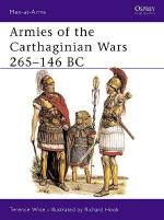 15491 - Wise-Hook, T.-R. - Men-at-Arms 121: Armies of the Carthaginian Wars 265-146 BC