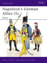 19110 - von Pivka-Fosten, O.-B. - Men-at-Arms 122: Napoleon's German Allies (5) Hesse