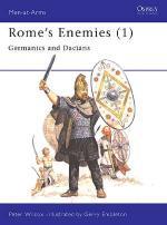 20054 - Wilcox-Embleton, P.-G. - Men-at-Arms 129: Rome's Enemies (1) Germanics and Dacians