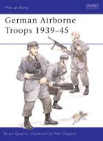 17379 - Quarrie-Chappell, B.-M. - Men-at-Arms 139: German Airborne Troops 1939-45