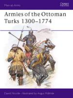 15500 - Nicolle-McBride, D.-A. - Men-at-Arms 140: Armies of the Ottoman Turks 1300-1774