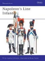 19124 - Haythornthwaite-Fosten, P.-B. - Men-at-Arms 141: Napoleon's Line Infantry