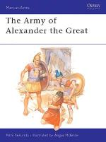 15518 - Sekunda-McBride, N.-A. - Men-at-Arms 148: Army of Alexander the Great