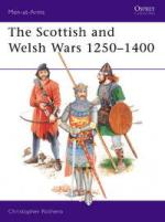 20199 - Rothero-Rothero, C.-C. - Men-at-Arms 151: Scottish and Welsh Wars 1250-1400