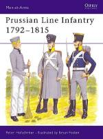 19816 - Hofschroer-Fosten, P.-B. - Men-at-Arms 152: Prussian Line Infantry 1792-1815