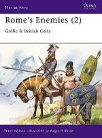 20055 - Wilcox-McBride, P.-A. - Men-at-Arms 158: Rome's Enemies (2) Gallic and British Celts