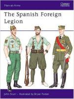 25461 - Scurr-Fosten, J.-B. - Men-at-Arms 161: Spanish Foreign Legion