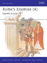 20057 - Trevino Martinez-McBride, R.-A. - Men-at-Arms 180: Rome's Enemies (4) Spanish Armies