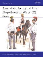 15619 - Haythornthwaite-Fosten, P.-B. - Men-at-Arms 181: Austrian Army of the Napoleonic Wars (2) Cavalry