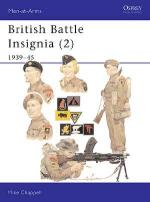 15982 - Chappell, M. - Men-at-Arms 187: British Battle Insignia (2) 1939-45