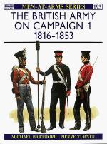15974 - Barthorp-Turner, M.-P. - Men-at-Arms 193: British Army on Campaign (1) 1816-1853