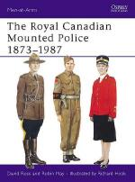 20080 - Ross-Hook, D.-R. - Men-at-Arms 197: Royal Canadian Mounted Police 1873-1987