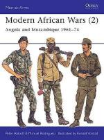 18951 - Abbott-Volstad, P.-R. - Men-at-Arms 202: Modern African Wars (2) Angola and Mozambique 1961-74