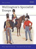 21480 - Haythornthwaite-Fosten, P.-B. - Men-at-Arms 204: Wellington's Specialist Troops