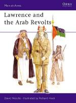 18427 - Nicolle-Hook, D.-R. - Men-at-Arms 208: Lawrence and the Arab Revolts