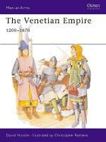21216 - Nicolle-Rothero, D.-C. - Men-at-Arms 210: Venetian Empire 1200-1670