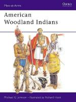 15335 - Johnson-Hook, M.-R. - Men-at-Arms 228: American Woodland Indians