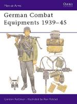 17414 - Rottman-Volstad, G.-R. - Men-at-Arms 234: German Combat Equipments 1939-45