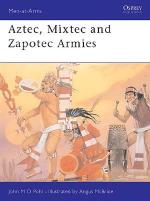 15648 - Pohl-McBride, J.-A. - Men-at-Arms 239: Aztec, Mixtec and Zapotec Armies