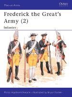 17253 - Haythornthwaite-Fosten, P.-B. - Men-at-Arms 240: Frederick the Great's Army (2) Infantry