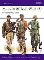 18952 - Heitman-Hannon, H.-P. - Men-at-Arms 242: Modern African Wars (3) South-West Africa