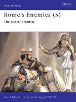 20058 - Nicolle-McBride, D.-A. - Men-at-Arms 243: Rome's Enemies (5) The Desert Frontier