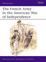 17264 - Chartrand-Back, R.-F. - Men-at-Arms 244: French Army in the American War of Independence